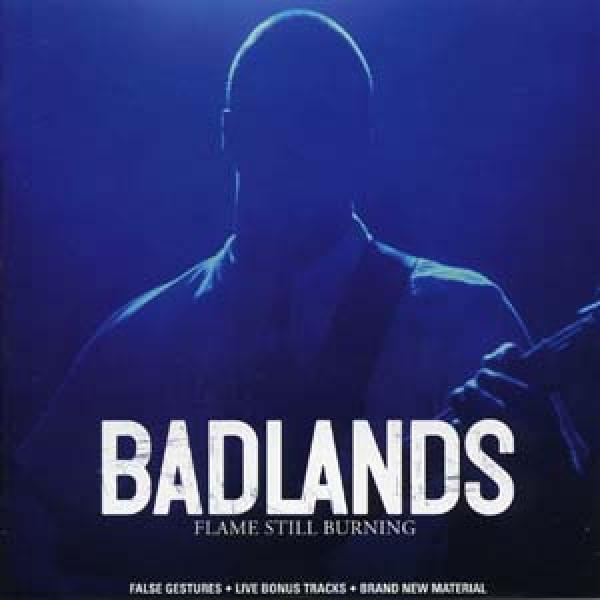 Badlands - Flame still burning, CD
